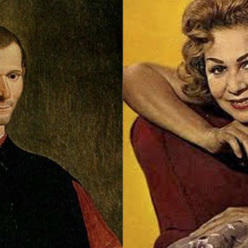 Artigo: Dilma, que tal Maquiavel com Dalva de Oliveira?