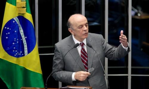 Governo sanciona emenda do senador José Serra
