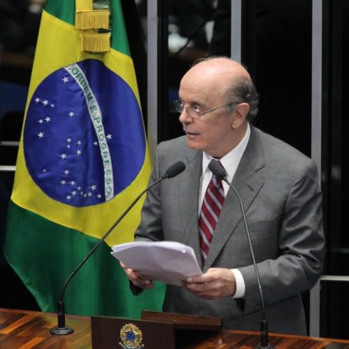 Serra quer propor limite para dívida da União