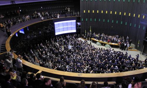 Emenda dos depósitos judiciais segue para o plenário da Câmara dos Deputados