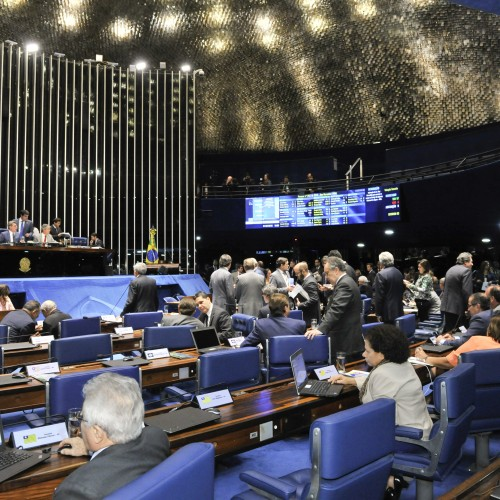 Senado aprova aposentadoria compulsória aos 75 anos no serviço público – 1/07/2015