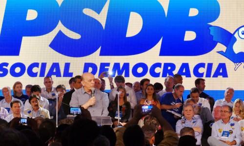 Serra propõe ao PSDB retomar o debate sobre o parlamentarismo