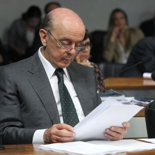 """""""Estados não têm condições fiscais de assumir as despesas com estradas federais"""", diz Serra"""