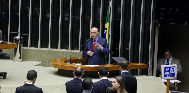 Congresso derruba veto parcial à emenda de Serra, em favor dos Estados e municípios