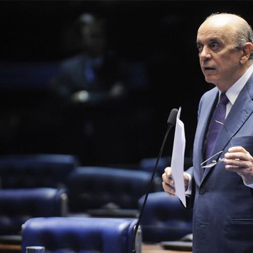 Projetos de Serra estão na pauta do Senado