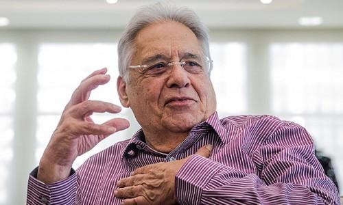 Folha: PSDB deve indicar nomes para o governo de Temer, diz FHC