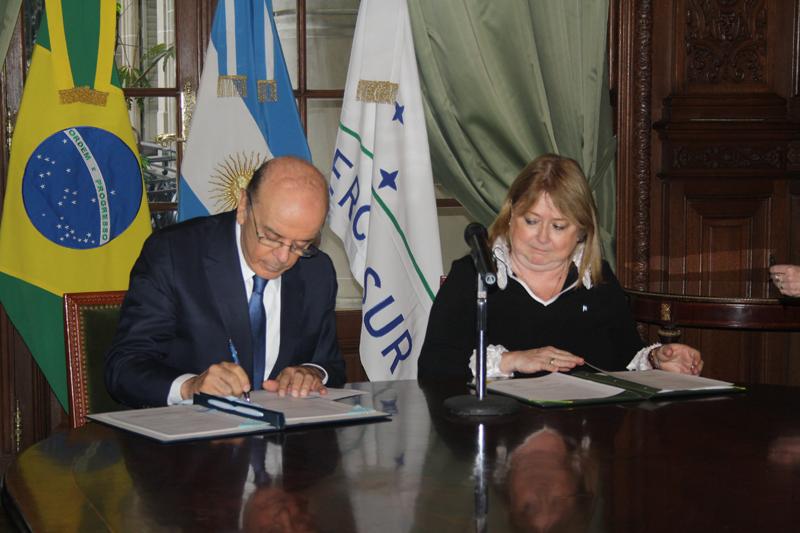 Foto: Embaixada do Brasil em Buenos Aires/MRE