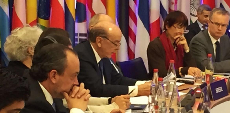 Discurso na Reunião do Conselho Ministerial da OCDE