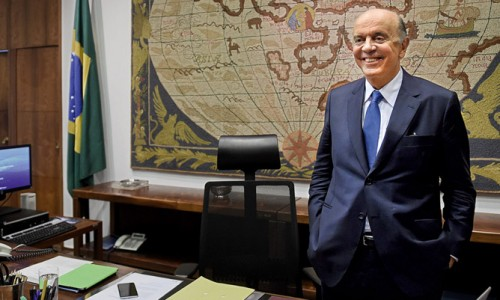 "Discurso no encerramento do seminário ""Cómo Hacer Negocios con Brasil"""