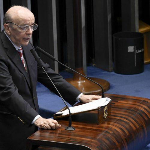 Alívio para os Estados: CAE aprova projeto de Serra para renegociar dívidas com a União