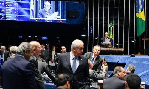 Senado aprova proposição de Serra que reabre prazo para estados renegociarem suas dívidas
