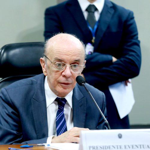 """Serra vai presidir comissão para tratar do """"novo Coaf"""""""