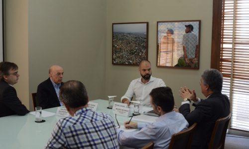 Serra e Bruno se unem contra norma da PGFN que congela investimentos em São Paulo