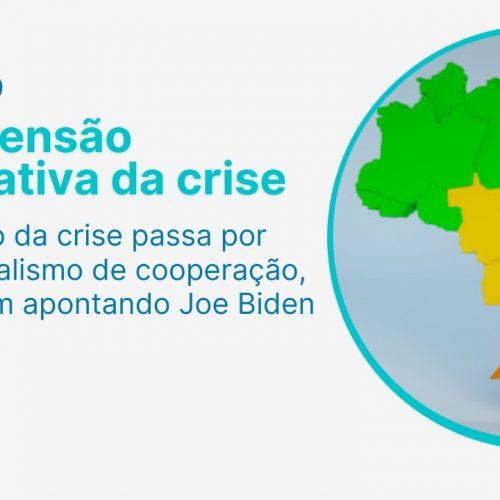 A dimensão federativa da crise