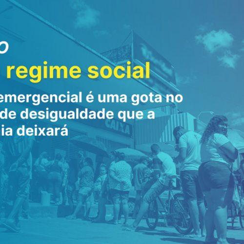 Novo regime social