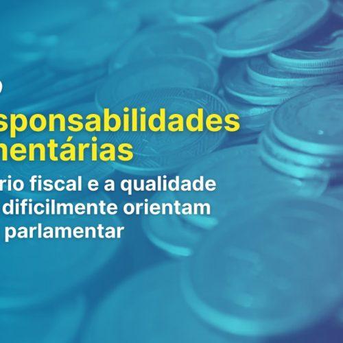 (Ir)responsabilidades orçamentárias